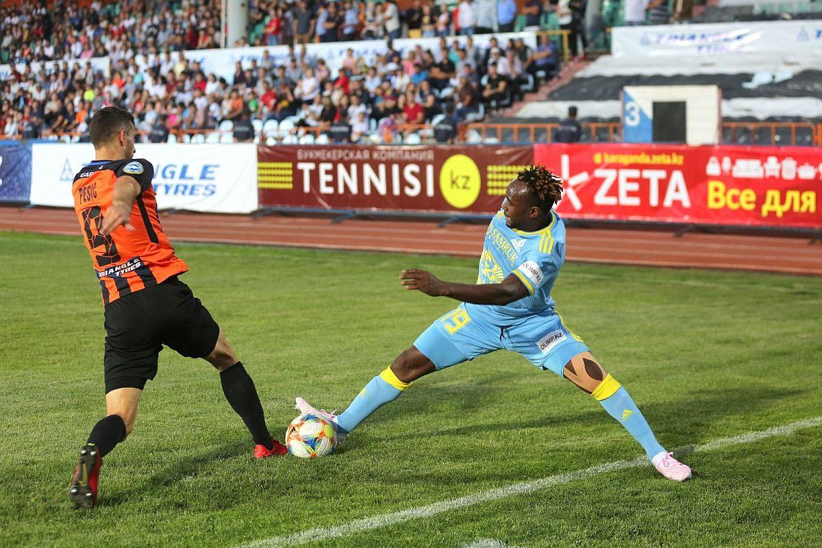 Astana deklasirala Vallettu i praktično zakazala okršaj sa boljim iz duela Sarajevo - BATE