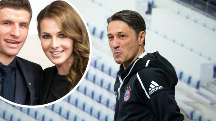 Supruga Bayernove zvijezde napala Kovača, stigao odgovor