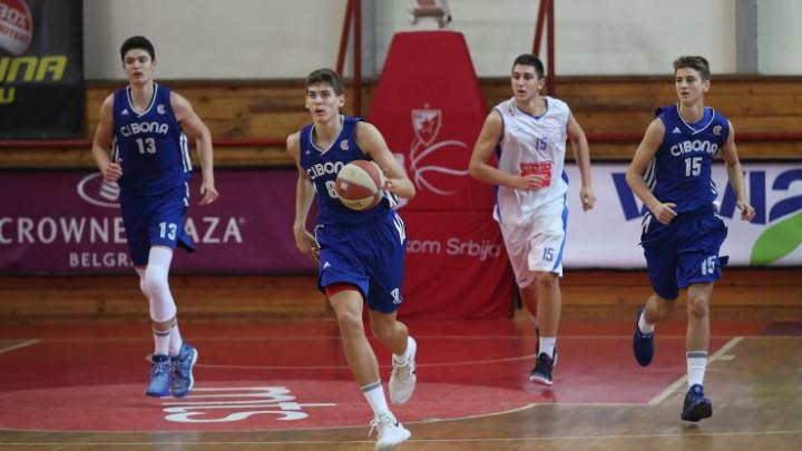 Nova košarkaška zvijezda: Roko Prkačin će pamtiti meč protiv Cedevite