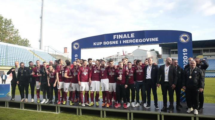 NK Široki Brijeg se na Facebooku oglasio nakon finala Kupa