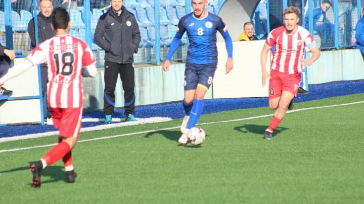 Efikasan meč u Siminom Hanu: FK Tuzla City napunio mrežu gostiju iz Gradačca