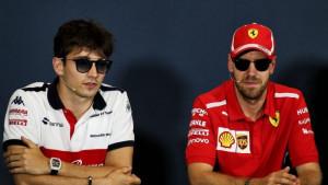 Marciello: Leclerc će od prvog dana biti bolji od Vettela