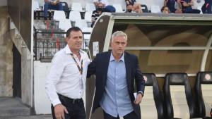 """Kako je Jose Mourinho iznenadio Akrapovića poslije meča: """"Time je potvrdio da je veliki čovjek"""""""