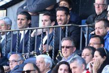 Lukavi Simeone našao način da komunicira s ekipom