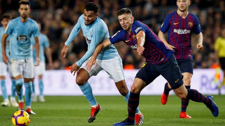 Barcelona protiv Celte završila posao u prvom poluvremenu