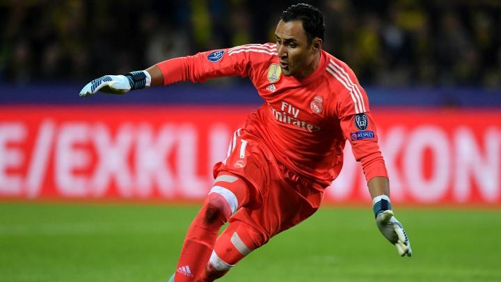 Real Madrid dovodi konkurenciju Keyloru Navasu?