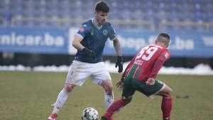 Stevanović se razišao sa FK Željezničar