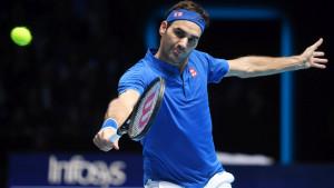 Federer dobio Andersona i plasirao se u polufinale