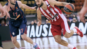 Olympiakos savladao Baskoniu, Real slavodobitno kroz Tel Aviv