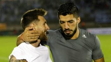 Suarez priznao Messiju da je krio veliku tajnu