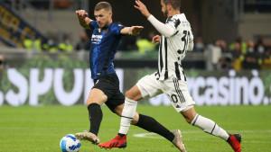 Edin Džeko pogodio i protiv Juventusa, ali spas za Staru damu stigao je sa penala
