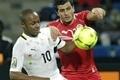 Gana nakon produžetaka u polufinalu