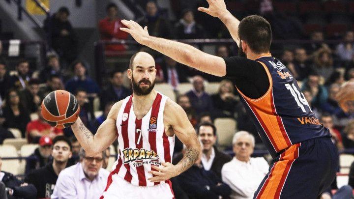 Sjajni Spanoulis odveo Olympiakos do pobjede nad Valencijom