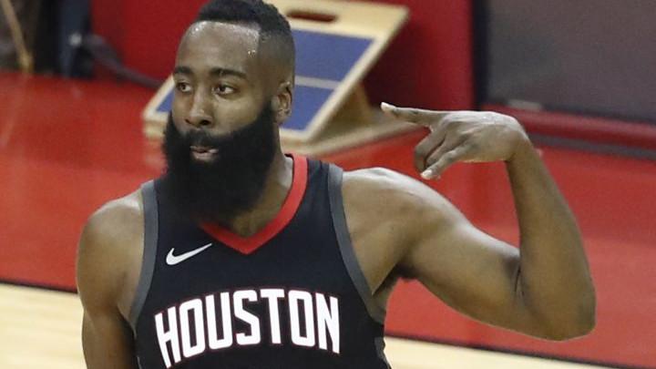 Nestvarna noć Jamesa Hardena: Lakersima ubacio 50 poena uz triple-double učinak