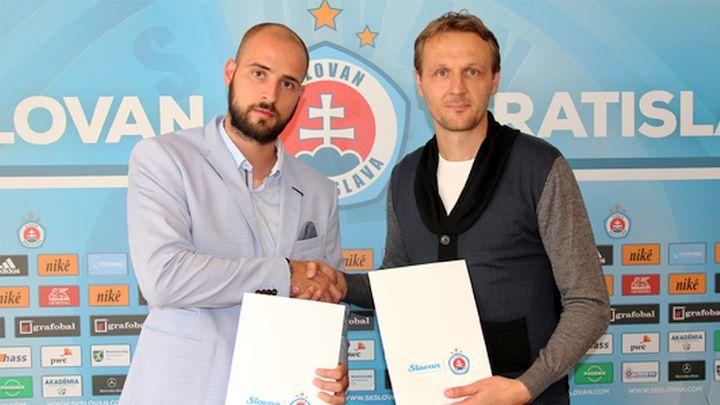 Nesuđeni trener Željezničara preuzeo Slovan