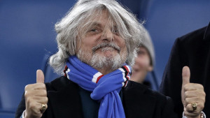 Massimo Ferrero prodao Sampdoriju