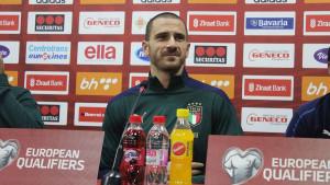 Bonucci: Čeka nas užarena atmosfera, sve protivnike tretiramo na isti način