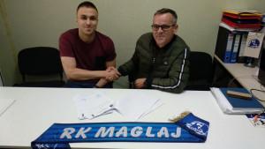 Čičkušić i sljedeće sezone u RK Maglaj
