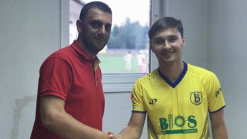 Zvanično: Enis Sadiković novi član Bosne