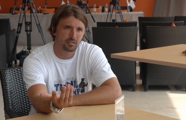 Goran Ivanišević stvara nove teniske zvijezde