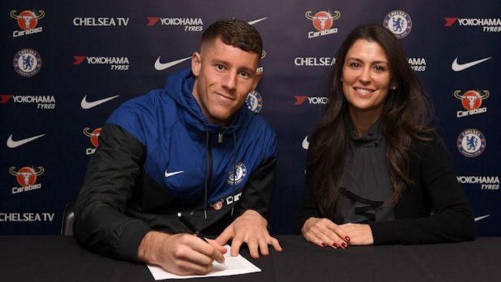 Zvanično: Barkley potpisao za Chelsea i zadužio 'sveti' broj