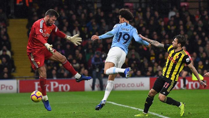 Navijači Liverpoola su polagali nade u Watford, ali City je nezaustavljiv
