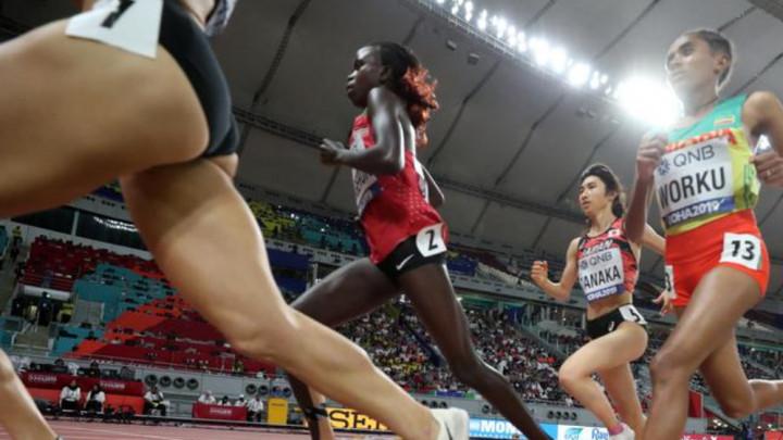 Atletičarke se uzalud žale, i dalje se najviše snimaju intimniji dijelovi tijela