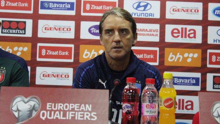 Mancini: Smatrao sam da BiH ima bolju ekipu od Finske, ali to očito nije tako