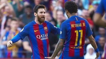 Neymarova specijalna frizura za Messijevo vjenčanje