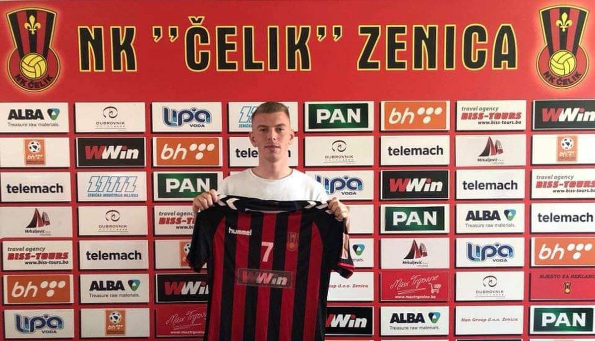 FK Sarajevo posudilo mladog nogometaša NK Čelik