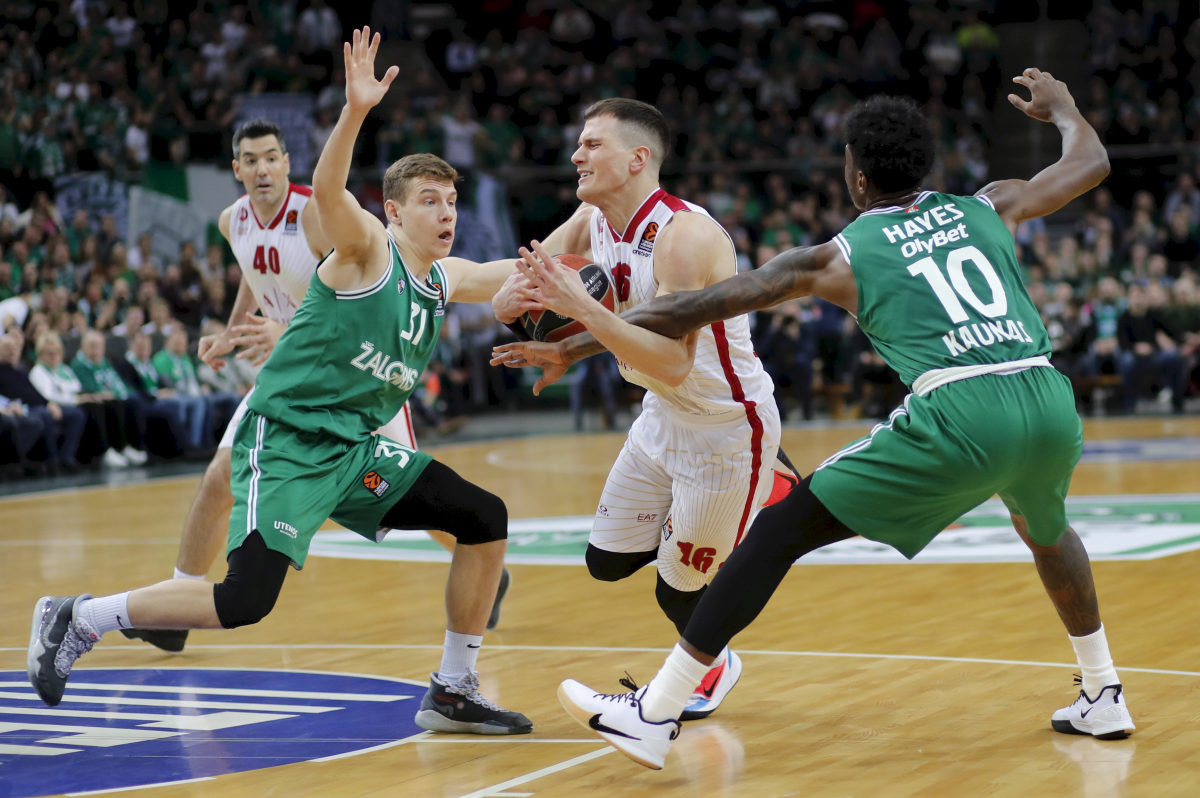 Litvanci zaustavili prvenstvo, ali i proglasili prvaka prije kraja