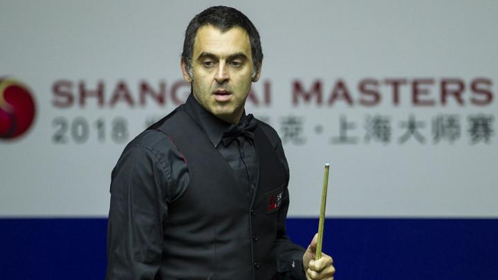 Ronnie O'Sullivan prvi finalista Mastersa u Šangaju