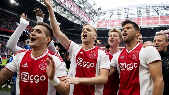 Ajax je novi prvak Holandije!