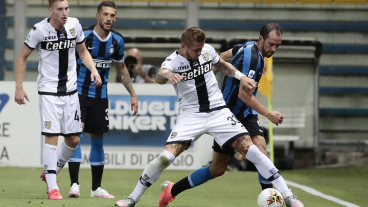 Šok finiš za Parmu, Inter nosi bodove sa Tardinija