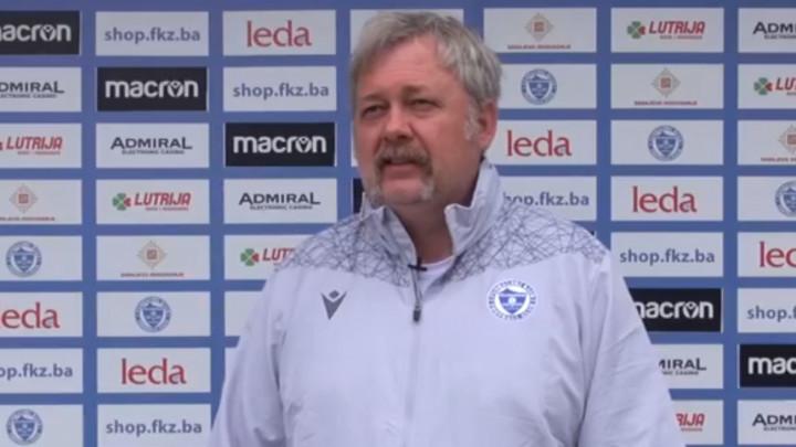 Amar Osim optimističan pred duel sa FK Radnik: Morat ćemo biti na visokom nivou