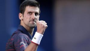 Novak Đoković prelako došao do 76. ATP titule