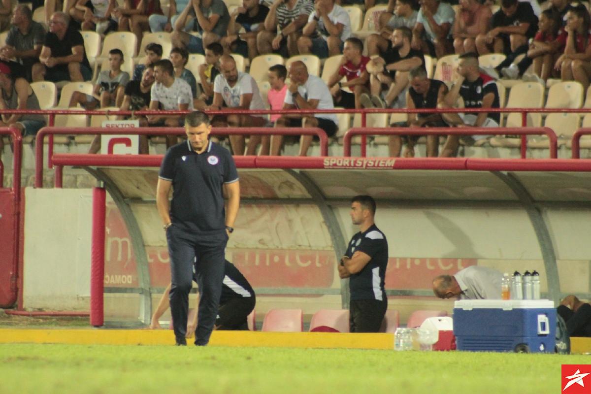 Zrinjski u problemima: Glavobolje za Jakirovića pred sami početak derbija