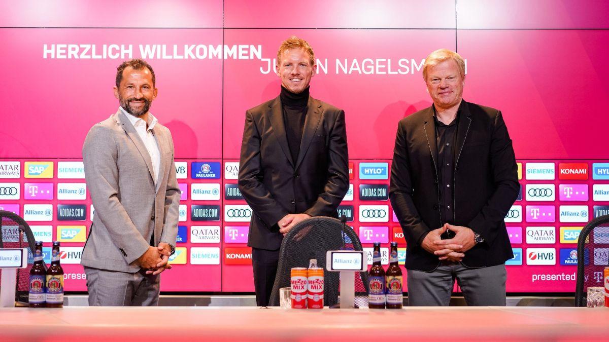 Nagelsmann predstavljen u Bayernu, a Salihamidžić sipao komplimente: Julian je čist fudbal!