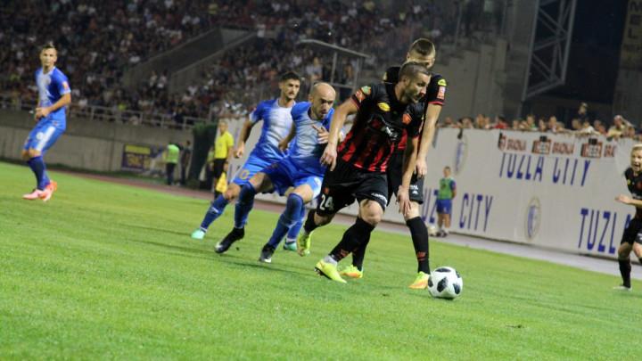 Dogovorena prijateljska utakmica Tuzla Cityja i Slobode