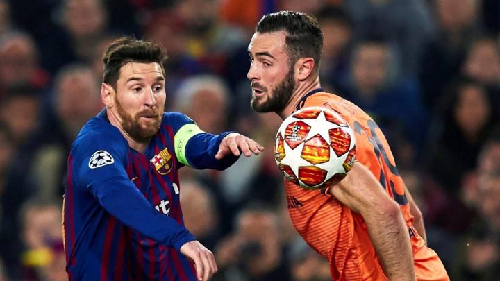 """Lyon naljutio Barcelonu, Messi i družina """"samljeli"""" protivnika"""