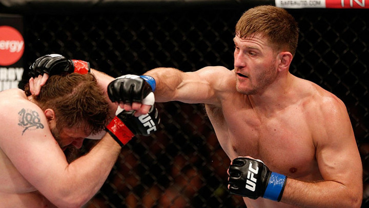 Mioćić se konačno ponovo bori: Ništa od UFC-a, vatrogascu na megdan dolazi policajac