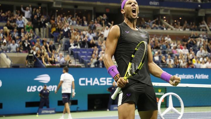 Nadal izgubio set od Čilića, ali prošao u četvrtfinale