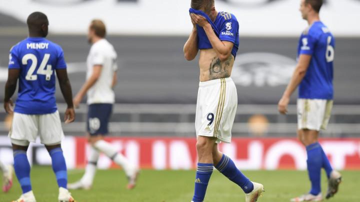 Leicester izgubio od Tottenhama ali i dalje ima šansu za Ligu prvaka