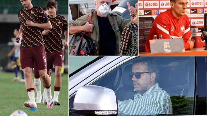 Džeko iščekuje transfer: Milik pravi probleme, Juventus povećao ponudu, više novca i Željezničaru