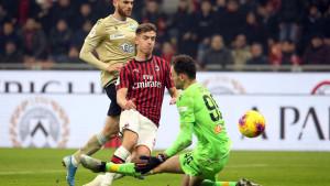 Milan se lako obračunao sa SPAL-om, Begović ostao bez debija