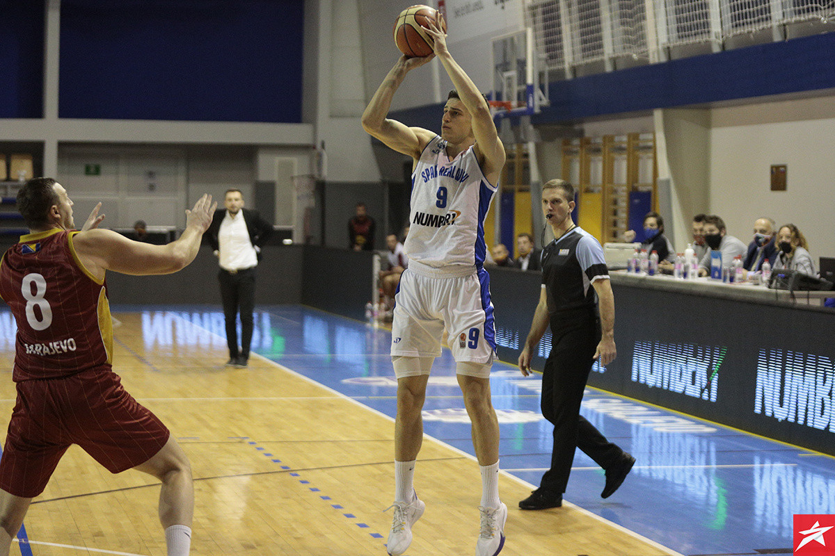 Amar Gegić novi košarkaš Cibone!
