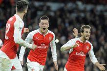 Arsenal ubjedljiv protiv Dinama, lagan trijumf Bayerna