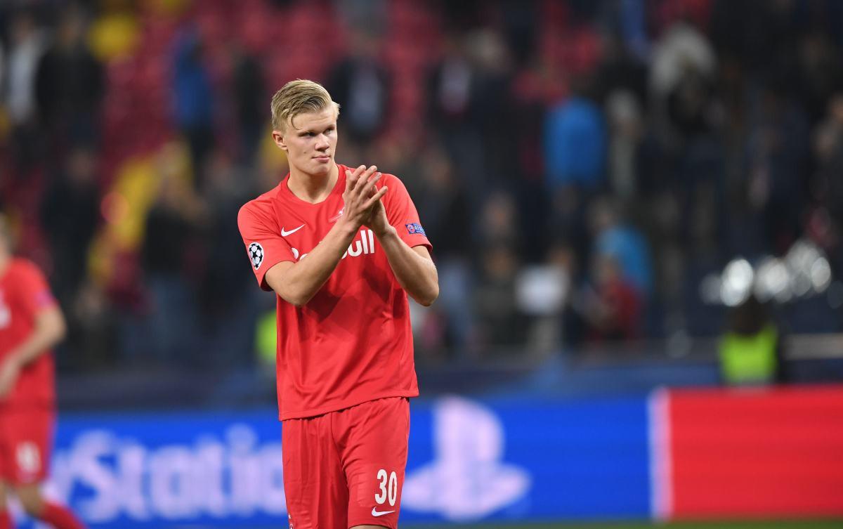 Salzburg odredio cijenu za novo fudbalsko čudo