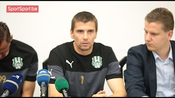 Fejzić: Nadam se da ćemo odigrati dobro u Evropi