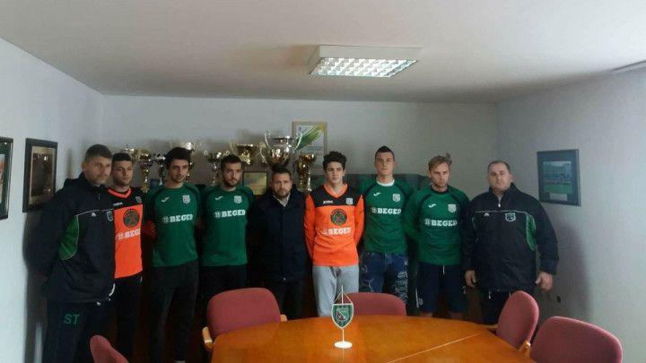 FK Rudar Kakanj predstavio nove igrače